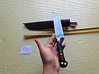 Пчак узбекский. Настоящий узбекский нож из г. Чуст. Сталь  ШХ-15, фото 8