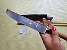 Традиционный узбекский нож (пчак, пичок). Сталь ШХ15, фото 8