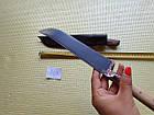 Традиционный узбекский нож (пчак, пичок). Сталь ШХ15, фото 9