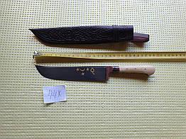 Традиційний узбецький ніж (пчак, пичок). Сталь ШХ15