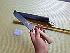 Нож узбекский. Пчак узбекский. Сталь ШХ-15., фото 4