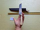 Нож узбекский. Пчак узбекский. Сталь ШХ-15., фото 8