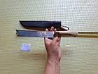 Нож узбекский. Пчак узбекский. Сталь ШХ-15., фото 7
