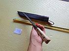 Нож узбекский. Пчак узбекский. Сталь ШХ-15., фото 6