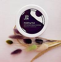 Альгинатная маска анти-акне и себум контроль J:ON Anti-acne & Sebum control Modeling Pack,18g