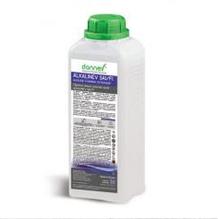 Щелочное пенное моющее средство для очистки копченных поверхностей Dannev ALKALINEV SA1/f1 1 л