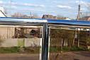Стеклянные перила на балкон, фото 2