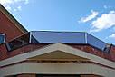 Стеклянные перила на балкон, фото 5