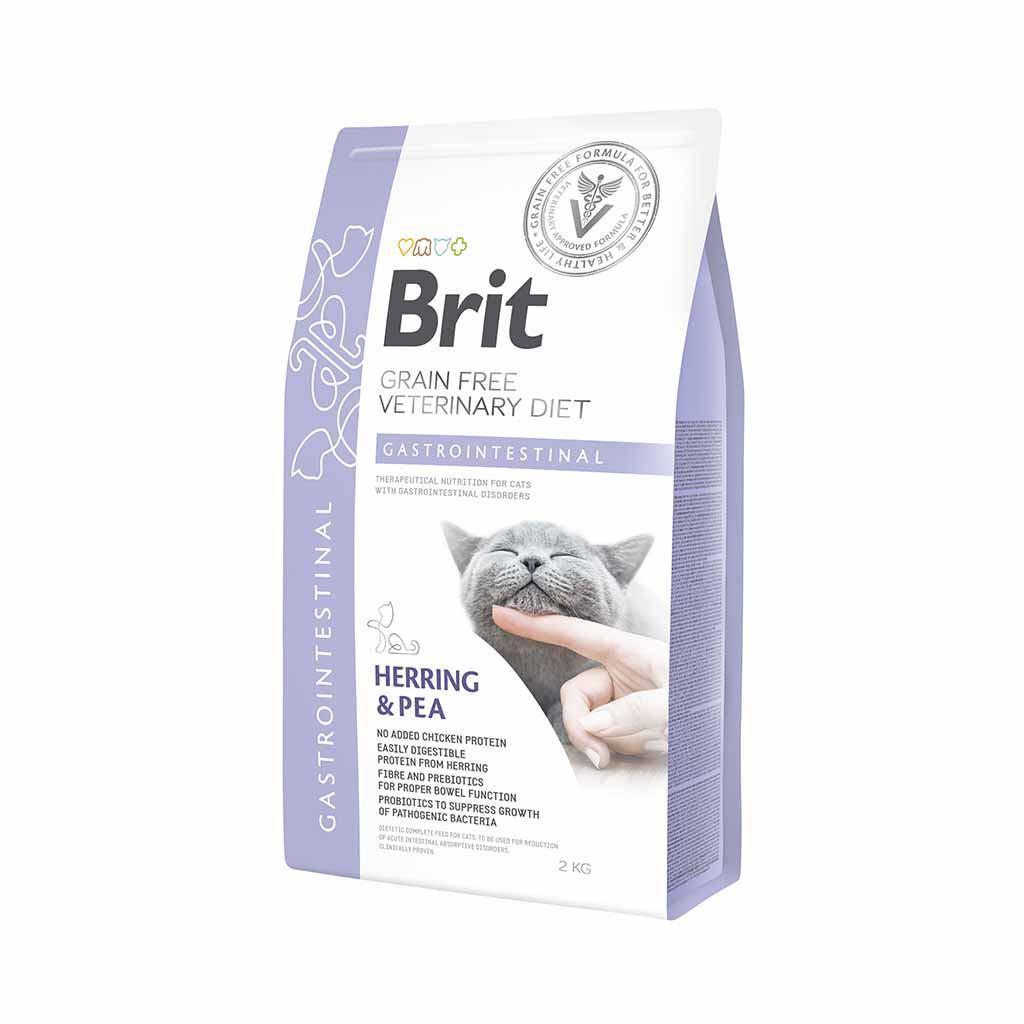 Brit GF Veterinary Diets Cat Gastrointestinal 2 kg