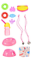 """Лялька """"Сестричка Бебі Бьорн"""" 6 функцій, з аксесуарами, багатофункціональна лялька для дівчинки BLS 007, фото 3"""