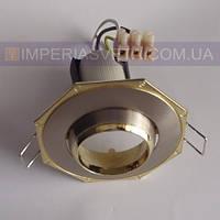 Светильник точечный встраиваемый для подвесного потолка FERON поворотный LUX-314522