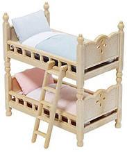 Игрушечная двухэтажная кроватка Сильвания Фемели  Calico Critters, Bunk Beds