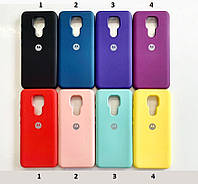Чохол Silicone Cover для Motorola Moto G9 Plus XT2087-1