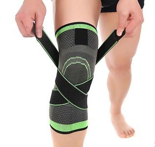 Еластичний бинт на коліно
