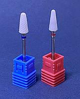 Набір керамічних насадок для фрезера манікюрного 2 шт