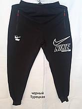 Спортивні штани чоловічі NiKE replik молодіжні манжет розмір M_3XL купити оптом зі складу 7км Одеса