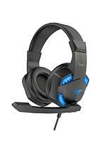 Игровые наушники с микрофоном HAVIT HV-H2032D Blue