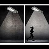 LED вуличний світильник на сонячній батареї VARGO 80W, фото 4