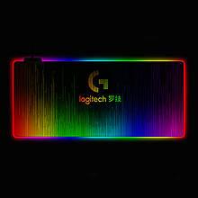 Геймерський килимок для мишки SKY (GMS-WT 9040/102) RGB підсвічування 90x40 см