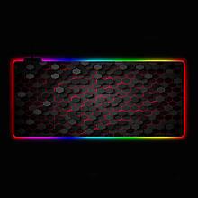 Геймерський килимок для мишки SKY (GMS-WT 9040/104) RGB підсвічування 90x40 см