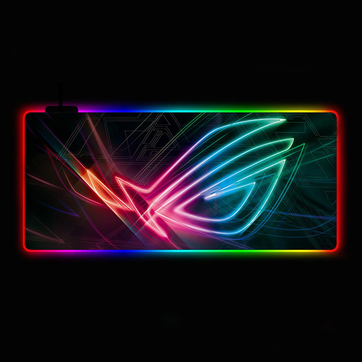 Геймерский коврик для мышки SKY (GMS-WT 9040/105) RGB подсветка 90x40 см