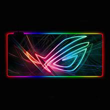 Геймерський килимок для мишки SKY (GMS-WT 9040/105) RGB підсвічування 90x40 см