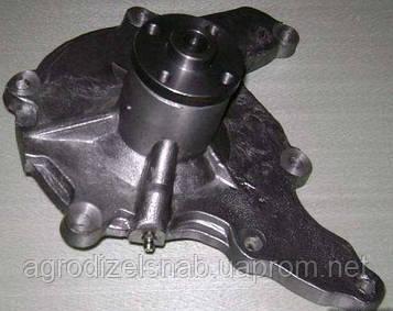 Водяний насос ГАЗ-53 (алюмінієвий корпус) 53-1307010-Б