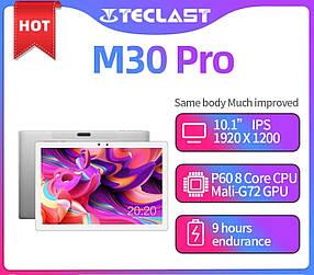 """Планшет Teclast Pro m30 4G LTE Helio Р60 4\128GB 10.1"""" And 10"""