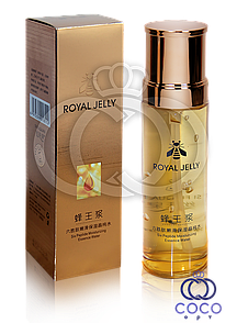 Тонер для лица Royal Jelly Six Peptide Moisturizing Essence Water 120 мл