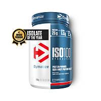 Гидролизат сывороточного белка Dymatize ISO 100, 900 грамм