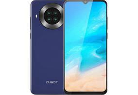 Смартфон Cubot Note 20 Pro Blue 6/128GB NFC 4200 мА + чохол