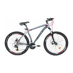 """Велосипед ARDIS TITAN 27.5"""" 19"""" MTB AL DB Серый"""