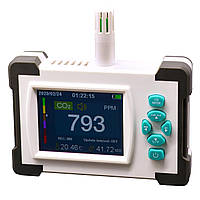 Монітор-логер CO2, вологості і температури Walcom SR-510