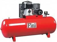 Поршневой компрессор 890л/мин, 14 бар, 500л, 5,5кВт Fini BK-119-500F-7.5 AP