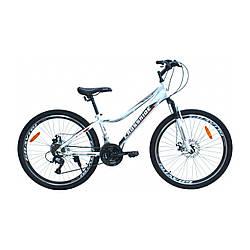 "Велосипед CROSSRIDE Voltaire 26"" 13"" Белый"