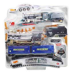 Железная игрушечная дорога.Детская железная дорога с поездом