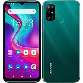 "Смартфон Doogee X96 Pro Green 4G екран 6,52"" And 11 4/64Гб 5400мАч НОВІ"