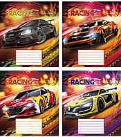 /Тетрадь 12л (клетка) 3180к Racing