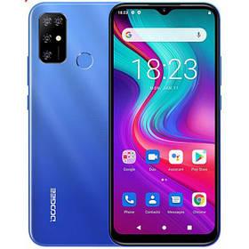 "Смартфон Doogee X96 Pro Blue 4G екран 6,52"" And 11 4/64Гб 5400мАч НОВІ"