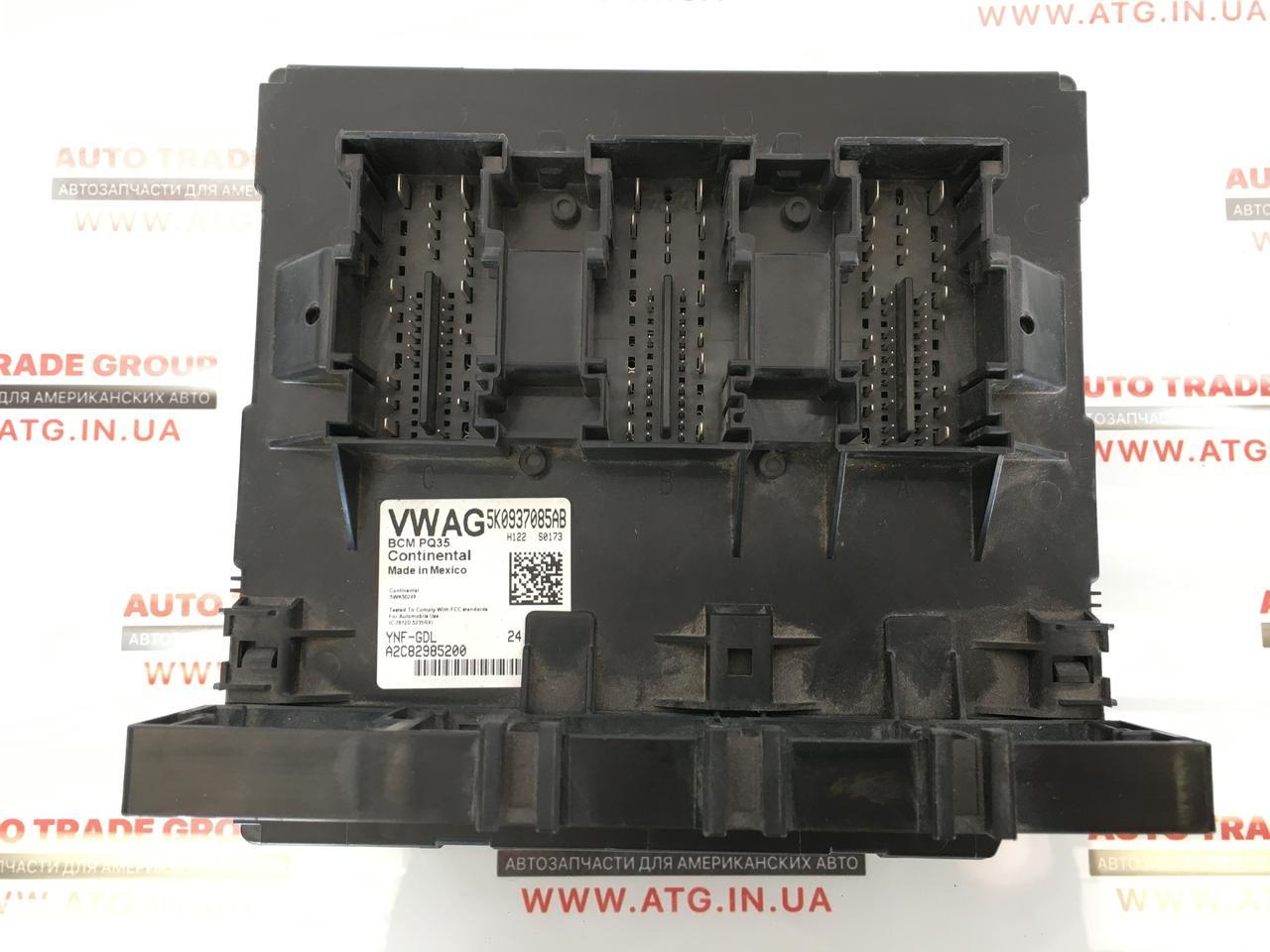 Блок управления электрооборудованием Passat 2012-2015 5K0937085S