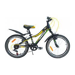 """Велосипед детский ARDIS Polo 20"""" Черный"""