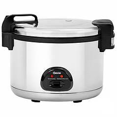 Рисоварка электрическая Bartscher 150529 прибор для пропаривания риса для суши 12 л в кафе ресторан