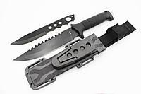 Нож охотничий + метательный нож Columbia MF-021 32 см