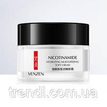 Крем для обличчя з нікотинамідом Venzen