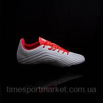 Сороконожки Adidas Predator 19.4 TF (43 размер), фото 3