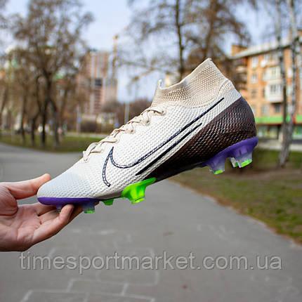 Бутсы Nike Mercurial Vapor 13 Elite (42-44), фото 2