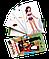 """Гра з багаторазовими наклейками """"Одягалка """"Персонажі"""", фото 7"""