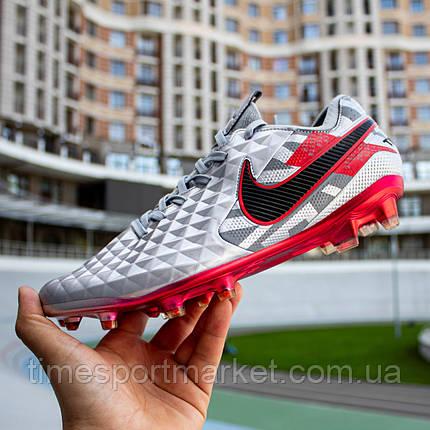 Бутсы Nike Tiempo Legend 8 Pro FG (39-45), фото 2