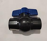 Кран шаровый PLAMIX PV-110 3/4 ГГБ