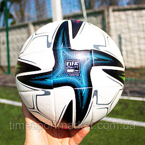 Футбольный мяч Adidas CONEXT 21 PRO OMB, фото 2